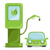 ethanol used as a fuel