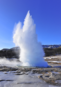 geothermal energy spring