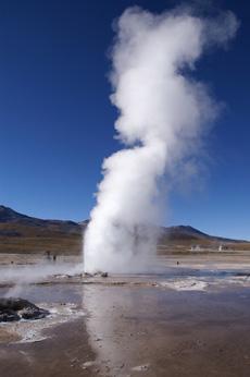 geothermal geyser
