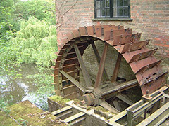 waterwheel design