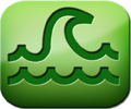 wave energy icon