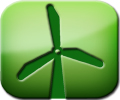 wind energy icon