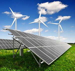 Renewable Energy is a Sustainable Energy Source