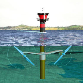 Tidal Energy Uses The Tides To Generates Electricity