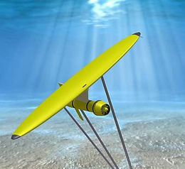 tidal power kite