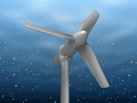 tidal energy turbine