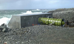 ocean wave power