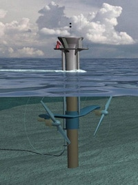 Tidal Stream And Oceanic Tidal Stream Energy Devices