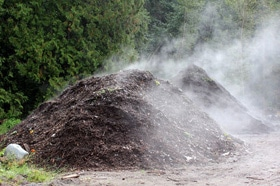 anaerobic compost