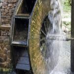 water wheel design