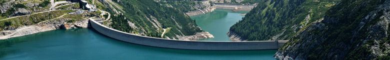hydroelectric dam image