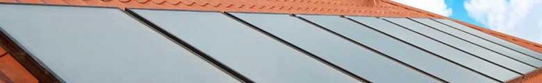 solar thermal image