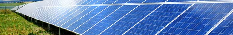 solar array image