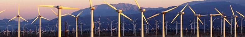 wind power header