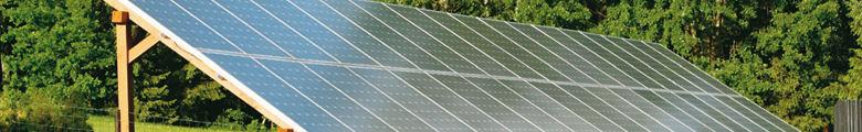 diy solar header