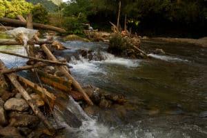 Micro Hydro Weir