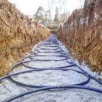 Geothermal Coil Ground Loop
