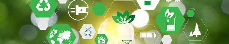 Green Energy Header